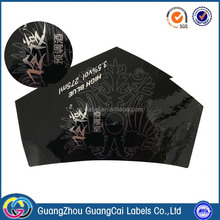 Guangzhou Manufactory Custom Design Wine labels