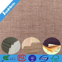 made in China mdf texture timber