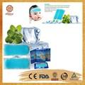 Fournir des échantillons gratuits ce505a oem./odm adultes et bébés de refroidissement gel patch
