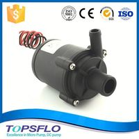 12V 24V DC brushless centrifugal stainless steel drinking water system pump