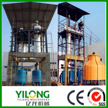 High oil quality used motor oil to SN100 base oil distillation with easy operation