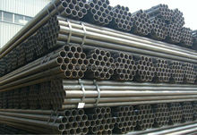 Q195 cold rolled galvanized welded steel pipes/tube 8