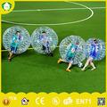 Burbuja de TPU / PVC Dia 1.2m/1.5m/1.7m fútbol de calidad superior, burbuja de fútbol de fútbol, bolas de billar de parachoques