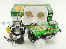 BEN10 4CH RC CAR WITH LIGHT