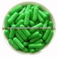 vacío cápsula de gelatina dura cáscara