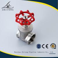 CF8/CF8M pn16 2000wog stainless steel gate valve