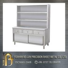 alibaba China custom sheet metal storage cabinet combo