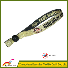Hot sale enterprises/company party wristband