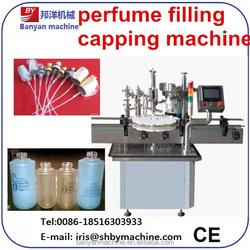 50-200ml Automatic Perfume Filling Machine/Spray bottle filling and capping machine/perfume filling machine/0086-18516303933