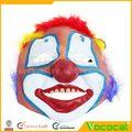 payaso de halloween máscara de cosplay para la fiesta de carnaval de disfraces