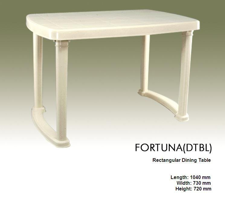 plastic dining table buy plastic table product on