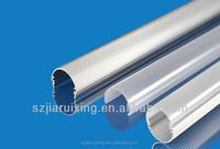 T10 opal diffuser aluminum extrusion profile/tube light fitting