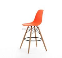 Modern OEM idea bar plastic chair alibied express