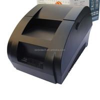 5890K USB Mini 58mm POS Thermal Dot Receipt Printer Set w/ Roll Paper