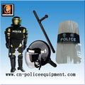 equipo de la policía