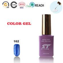 Blue Enchantress Gel UV Free Samples of Brand Cosmetic