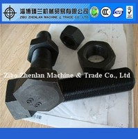High Tensile Class 8.8 Hex Bolts with Nuts