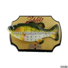 Billy Bass Bubba plastic fish dancing/singing fish electric simulation fish