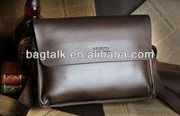 Korean Style Genuine Leather Cheap Business Shoulder Bag For Men