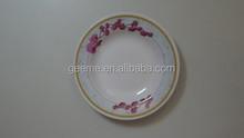 catering restaurant dinner plate wholesale ceramic white dinner plate fancy design