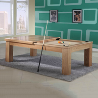 TB House use multifunctional domestic dining pool tables