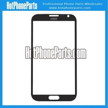 Original new touch screen for samsung galaxy note 2 n7100, glass lens only gray and white color are available