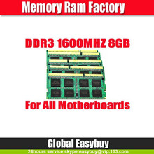 Top selling products 512mbx8 sodimm ram ddr3 1600 mhz 8gb