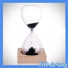 Hogift Promotion Gift 60 Seconds Timer Magnet Hourglass/Sand Timer/Time Timer
