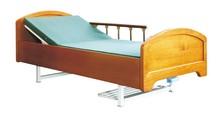 NH31-200D Single crank high quaity manual nursing home care beds