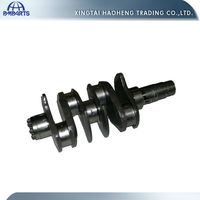 Mass wholesale quality goods used auto parts crankshaft for engine parts