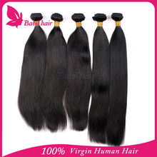 High Quality Wholesale Natural Colour 100% Unprocessed Peruvian virgin human hair