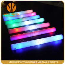 Cheap wholesale Led Foam Flashing Light Stick ,Concert Party Supplies Led Foam Stick Bulk Buy From China