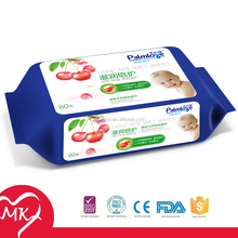 Welcome OEM plastic containers for natural skin care flushable wet organic bamboo wipes