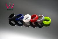 HOT Sale Customized Fashion Silicone Wedding Finger Ring Manufacturer