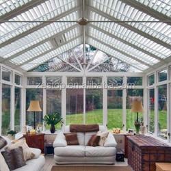 Modern household design aluminum sunrooms