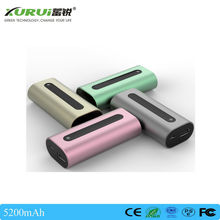 5200mah mobile phone portable charger