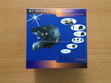 Best Selling Products 2014 Bluetooth Stereo Headset Phone Bt Interphone Motorcycle Helmet Intercom Headset