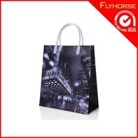 Custom Brand Reusable Fancy Shopping Bag