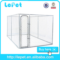 welded wire mesh dog cage/iron dog cage/large dog cage for sale