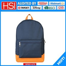 audited factory wholesale price ornate pvc school bag
