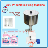 Low cost and 100% good feedback manual operation nail polish,cosmetic cream,paste filling machine