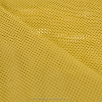 moisture wicking polyester fabric make to order mesh for running apparel