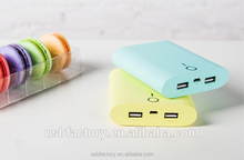 Long lasting high capacity travel charger external battery for iphone