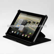 Heat setting leather case for Acer Iconia A1-830