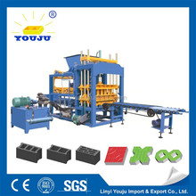 brick making machines brick making machine for sale in usa QT5-15 low investment business