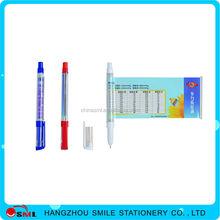 function plastic disposable ballpoint pen