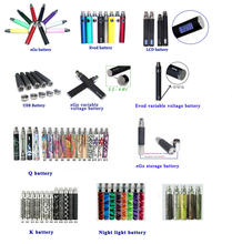 2014 top selling ego c twist 1100mAh with high quality