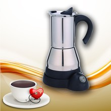products made of coffee / moka coffee maker 6 cup