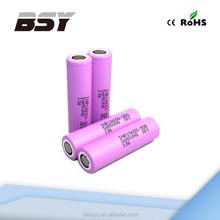2015 New Samsung INR18650-30Q 18650 3000mAH 3.7V battery VS Samsung 25R, LG HG2, LG MJ1, LG MH1 18650 battery
