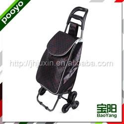 foldable hand cart large metal trolleys